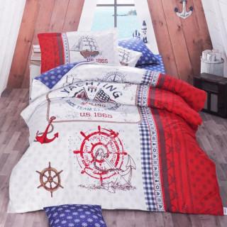 Подростковое постельное белье ТМ Aran Clasy ранфорс Alesta