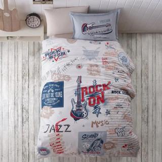 Подростковое постельное белье ТМ Aran Clasy ранфорс Freedom