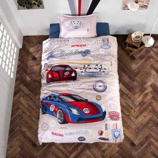 Подростковое постельное белье ТМ Aran Clasy ранфорс Garage
