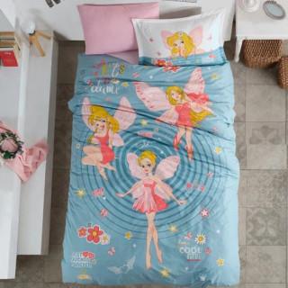 Подростковое постельное белье ТМ Aran Clasy ранфорс Power Girl