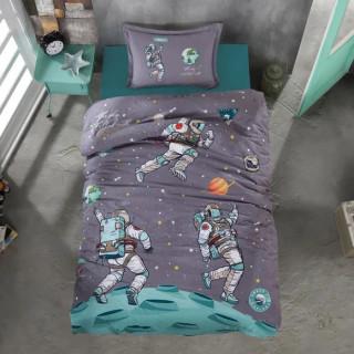Подростковое постельное белье ТМ Aran Clasy ранфорс Space