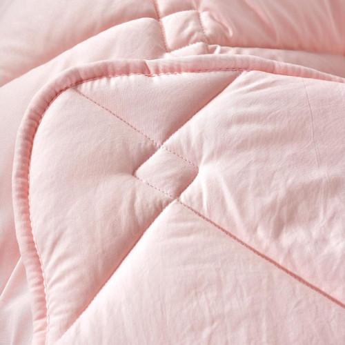 Набор Тропикал Одеяло и подушка ТМ Идея пудра