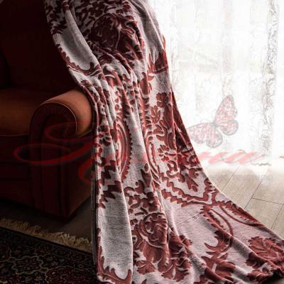 Уютные и красивые новинки - пледы микрофибра ТМ Koloco