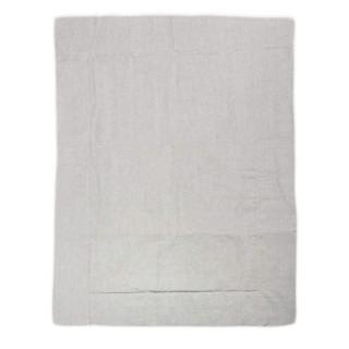 Одеяло льняное из льняной ткани