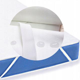 Наматрасник на резинках водонепроницаемый Eco Standard