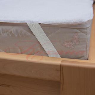 Наматрасник на резинках водонепроницаемый FROTTE