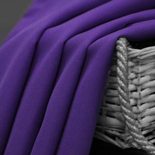 Штора на ленте готовая Heaven 140х250 404-18 фиолетовая