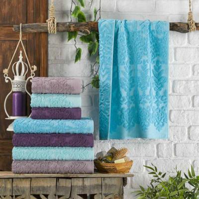 Набор полотенец махровых VIP Zeron - отличный выбор для всей семьи