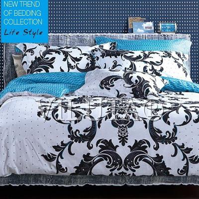 Постельное белье из сатина ТМ Вилюта Tiare - роскошь и изысканный дизайн
