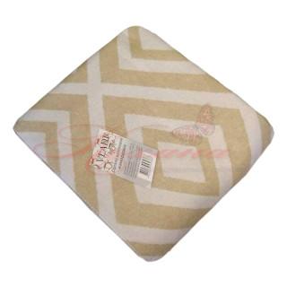Одеяло хлопковое жаккардовое ТМ Vladi 3 Ромбы