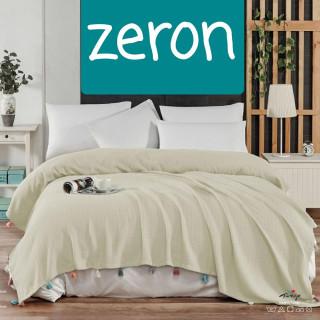 Покрывало летнее ТМ Zeron Estrella Pike крем 220х240