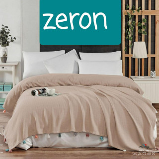 Покрывало летнее ТМ Zeron Estrella Pike персик 220х240