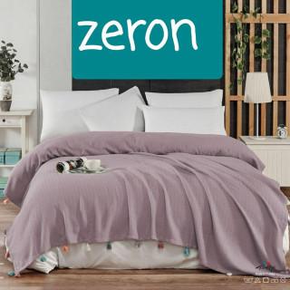Покрывало летнее ТМ Zeron Estrella Pike розовое 220х240